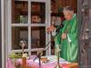 Erntedankgottesdienst beim Heimathaus Darme