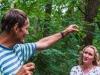 Naturfuehrung mit dem Extrembotaniker Juergen Feder