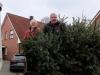 Weihnachtsbaum-Abholaktion 2018