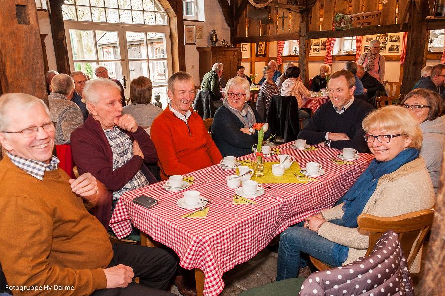Besuch vom Heimatverein Lohne